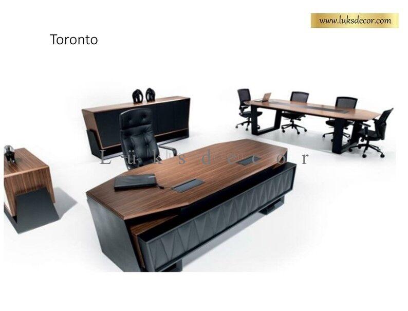 Toronto Vip Yönetici Ofis Makam Takımı