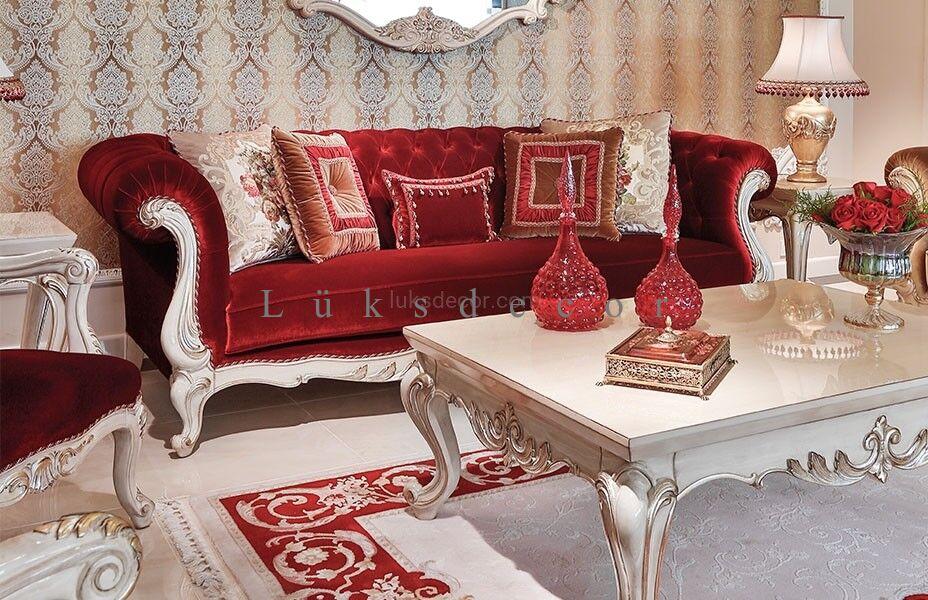 Palermo -Classic Sofa
