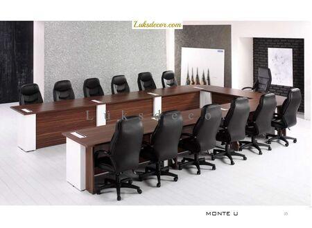 Montehan U Toplantı Masası
