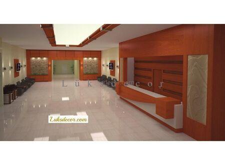 Novotel Otel Resepsiyon Dekorasyonu