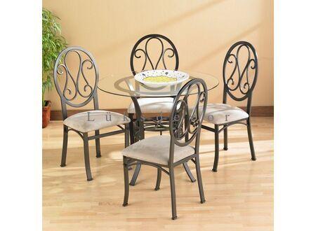 Sezen Metal Masa Sandalye Takımı