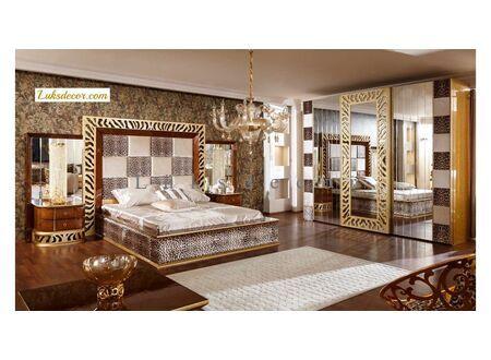 Hamilton  Avangard Yatak Odası Takımı_lux  50