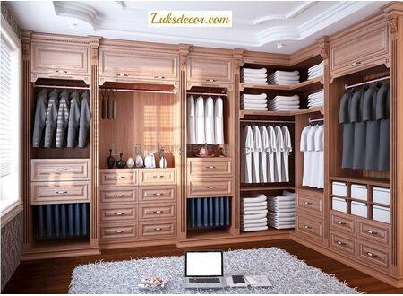 Bayar Giyinme Odası , Özel Ölçülü Dolap_fot 61
