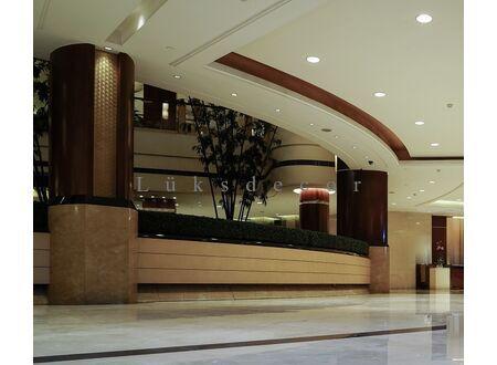 Suha Otel Resepsiyon Dekorasyonu