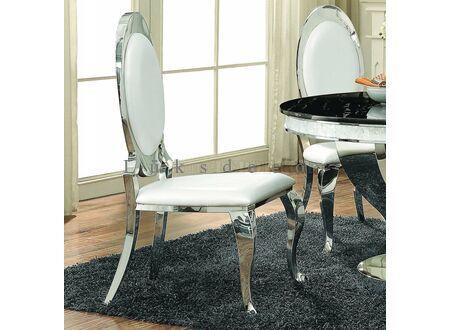 Feşın Paslanmaz Kromaj Metal Sandalye