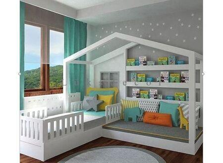 Emin Evim Çocuk Odası Takımı
